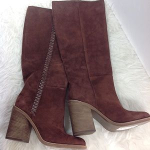 Ugg Tall Suede Boots size 8